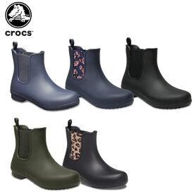 【15%OFF】クロックス(crocs) クロックス フリーセイル チェルシー ブーツ ウィメン(crocs freesail chelsea boot W) レディース/ブーツ[C/B]