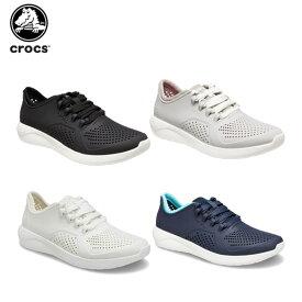 【15%OFF】クロックス(crocs) ライトライド ペイサー ウィメン(literide pacer w) レディース/女性用/シューズ/スニーカー[C/A]