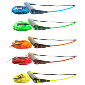 wakeboard ウェイクボード ハンドル ロープ ウェイクハンドルhyperlite ハイパーライト ウエイクロープTeam Handle W/X-Line
