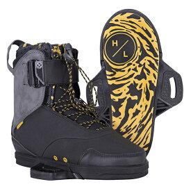 【送料無料】2021 wakeboard ウェイクボード HYPERLITE ハイパーライト Defacto Boots ブーツ ビンディング アウトドア outdoor goods グッズ