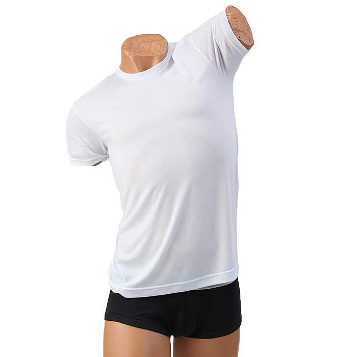 BVD ICE DEO ひんやり接触冷感クルーネックTシャツ M/LL /12時まで あす楽対応(土日祝祭日を除く)