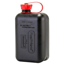 ヒューナスドルフ Fuel Friend 2L ブラック (HUNERSDORFF)