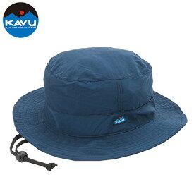 カブー シンセティックバケットハット ネイビー L (KAVU)