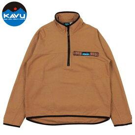 カブー J-スローシャツL/S カーキ S (KAVU)