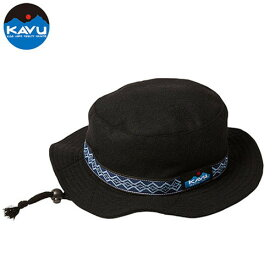 カブー Bucket Hat (Wool)(Black) M (KAVU)