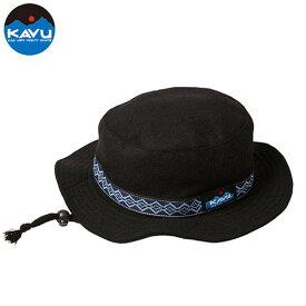 カブー Bucket Hat (Wool)(Black) L (KAVU)
