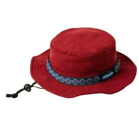 カブー Bucket Hat (Wool)(Burgundy) M (KAVU)