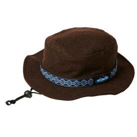 カブー Bucket Hat (Wool)(Brown ) M (KAVU)