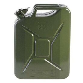 ヒューナスドルフ MetalKanister CLASSIC 20L オリーブ (HUNERSDORFF)