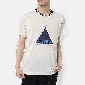 コロンビア ナイオブララパークTシャツメンズ(125)SEASALTXL (Columbia) |tシャツ おしゃれ メンズ 登山 キャンプ 大きいサイズ アウトドア コロンビア アウトドアブランド uvカット 半袖 夏 ブランド ティーシャツ オシャレ 半袖tシャツ 吸汗速乾 トップス かっこいい
