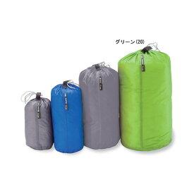 イスカ ウルトラライト スタッフバッグ 20 グリーン (ISUKA)