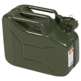 ヒューナスドルフ Metal Kanister CLASSIC 10L OV (HUNERSDORFF)