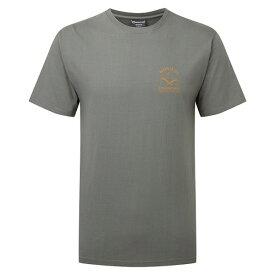 モンテイン パイオレットTシャツ (ストラトスグレー) (Montane)