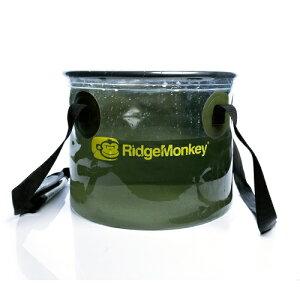 (RidgeMonkey)リッジモンキー パースペクティブ折りたたみバケツ 10L