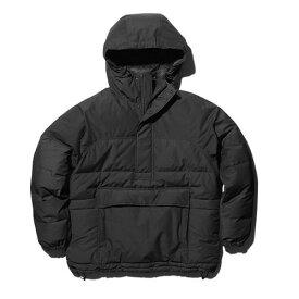 スノーピーク FR Down Pullover Black