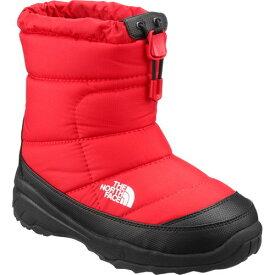 ノースフェイス ヌプシブーティーウォータープルーフ2(キッズ) (RK) (northface ザ・ノースフェイス ノースフェイス ザノースフェイス ノースフェース) (THE NORTH FACE) | ブーツ 防水 防寒 冬 暖かい 子供 ジュニア ヌプシ 靴 スノーブーツ 雪 ウィンターブーツ