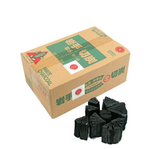 ユニフレーム(UNIFLAME) 岩手切炭3kg 箱入リ