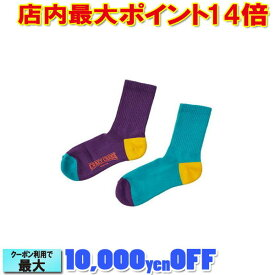 (CRAZYCREEK)クレイジークリーク MEDIUM SOCKS L CRAZY