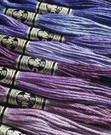 DMC 25番 刺繍糸 3700番台 3705番〜3799番