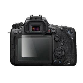 クロスフォレスト Canon EOS 90D / 80D / 70D / 8000D用 液晶保護 ガラスフィルム