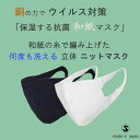 【洗える 日本製】銅の力でウイルス対策『保湿する抗菌和紙マスク』【佐藤繊維】銅 / 和紙 / 抗菌 / 洗える / 保湿 / …