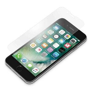 iPhone SE(第2世代)/8/7/6s/6 液晶画面保護フィルム 衝撃吸収EX/アンチグレア 耐衝撃 液晶保護 フィルム クリア 画面 スマホ スマートフォン 保護 PGA