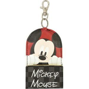 キーケース ディズニー ミッキーマウス 鍵 紛失防止 カバー リール式 通学 防犯 ランドセル リュック ベルト グルマン