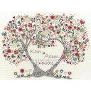 クロスステッチ刺繍キット Bothy Threads - Kim Anderson - Love Blossoms