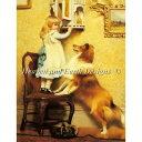 クロスステッチ刺繍キット Heaven And Earth Designs(HAED) - Little Girl And Her Sheltie