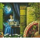 クロスステッチキット 猫刺繍 キット 海外 Heaven And Earth Designs(HAED) -QS A Stitch In Time By Moo...