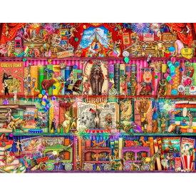 クロスステッチキットThe Marvelous Circus- HAED(Heaven And Earth Designs)