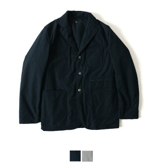 KAPTAIN SUNSHINE船長陽光Padding Traveller Jacket toraberajakettoteradojaketto中的棉茄克、ks6fjk06