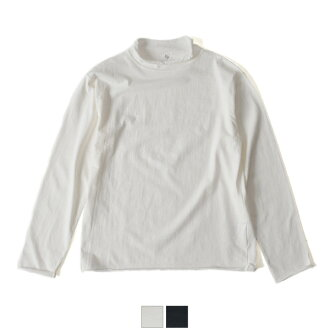 Kaptain Sunshine 캡틴 선샤인 Navy Yard Neck Long Tee/모의 넥 포켓 T 셔츠 ks5fcs06 (2 컬러) (S/M/L)