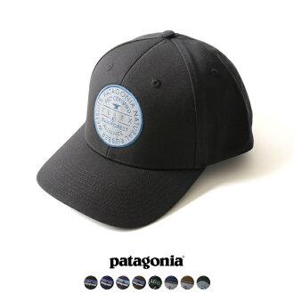 2018春天夏天新作品patagonia巴他戈尼亞Trad Cap低冠傳統風格蓋子棒球蓋子.38206.38207.38223#0205
