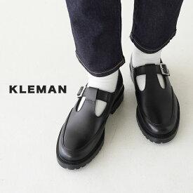 クレマン KLEMAN DAISY Tストラップ レザーシューズ 【送料無料】2019春夏新作 #0307【クーポン対象外】