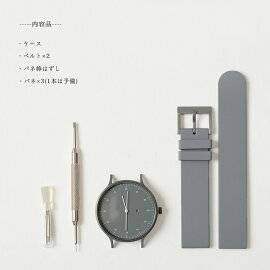 2017秋冬新作INSTRMNTインストゥルメントレザーストラップリストウォッチアナログ腕時計・3280【送料無料】