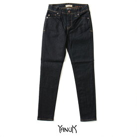 【SALE!20%OFF】ヤヌーク YANUK PATRICIA ANKLE パトリシア アンクル丈 スキニー パンツ ・57191040 #0114【送料無料】【セール】【返品交換不可】【SALE】