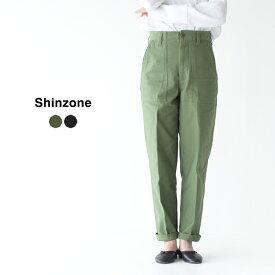 シンゾーン/The Shinzone シンゾーン ベイカーパンツ/BAKER PANTS フルレングス パンツ レディース 2019秋冬 パンツ 15AMSPA18 【送料無料】 0617