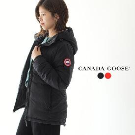 カナダグース/CANADA GOOSE キャンプ フーディ CAMP HOODY JACKET ダウン ジャケットライトダウン レディース アウター 5078L 【送料無料】0922