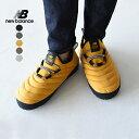 ニューバランス/new balance CARAVAN MOC/SUFMOC ウインターリラックスシューズ スリッポン レディース/メンズ 2019秋冬 靴 22.0cm-29.0cm 1121