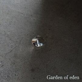 ガーデンオブエデン/GardenofEdenスタッズリングヴィンテージスタイル/STUDSRINGVINTAGESTYLEシンプルシルバー指輪レディース2019秋冬アクセサリーED-VG19-SSR01【送料無料】