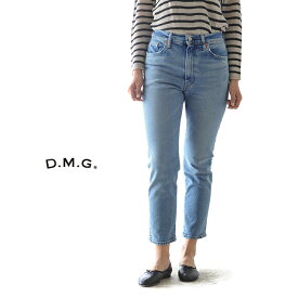 ドミンゴ DMG D.M.G 5Pアンクルテーパード デニムパンツ ストレッチデニム ・14-042C 【送料無料】2019春夏新作 #0220