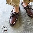【ポイント最大39倍】パラブーツ Paraboot BARTH バース ヴォイルレザー デッキシューズ 革靴 レザーシューズ マリン …