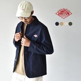 ダントン DANTON ラウンドカラーワークジャケット メンズ 2020春夏 アウター JD-8715DUK ダントン 【送料無料】 0121