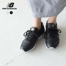 ニューバランス/new balance CM996 オールレザーアッパー レースアップ スニーカー ランニングシューズ レディース 2020春夏 靴 22.5cm-25.0cm CM996LTB CM996LTW 【送料無料】0127
