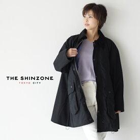 シンゾーン/The Shinzone メイファー コート/MAYFAIR COAT Aライン ワイドシルエット コート ジャケット レディース 2020春夏 アウター 20SMSCO02 【送料無料】0108
