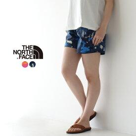 【ポイント最大38倍】【クーポンで10%OFF】【SALE!20%OFF】ザ ノースフェイス THE NORTH FACE ノベルティ バーサタイル ショーツ Novelty Versatile Shorts プリント ショート パンツ イージーパンツ レディース ボトムス NBW42052 0508【セール】【返品交換不可】【SALE】