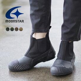 ムーンスター moonstar オールウェザー サイドゴア ブーツ ALWEATHER SIDEGOA ブーツ シューズ ハイカット レディース メンズ 靴 22.0cm-28.0cm 【送料無料】 0209