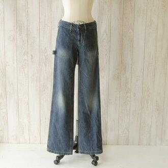 DMG D.M.G多明戈畫家鬆懈大寬版垮褲、13-463d(SS、S)