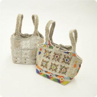 imayin Imagen 所有珠子装饰袋、 3im01、 3im07 (2 颜色)